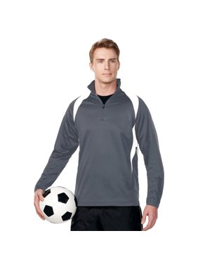 Tri-Mountain Men's Big And Tall Lightweight Pullover