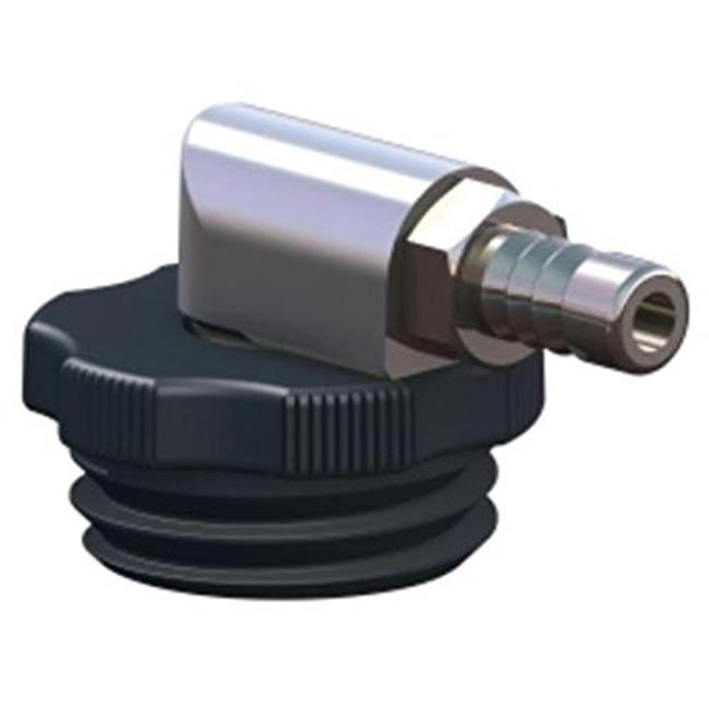 Lincoln Industrial MYMVA665 Right Angle Power Steering Air Bleed Adapter Connector - image 1 of 1