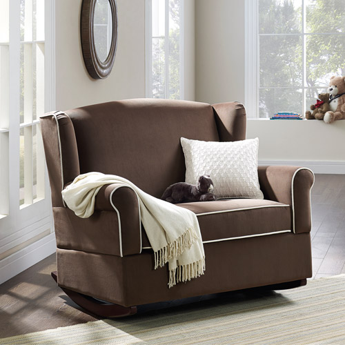 Baby Relax Lainey Wingback Chair And A H Walmart Com