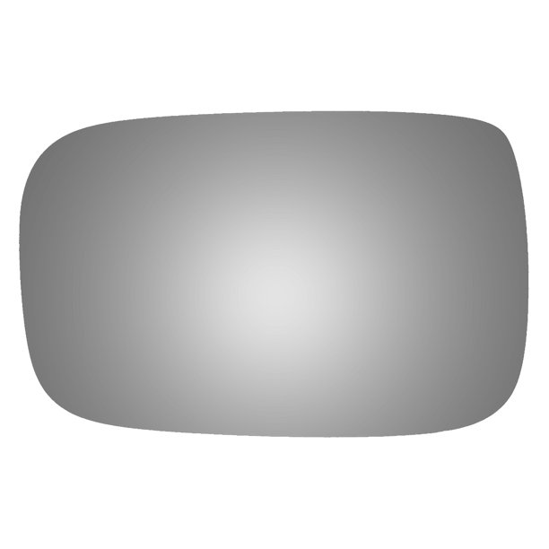 Burco 4478 Driver Side Power Replacement Mirror Glass For