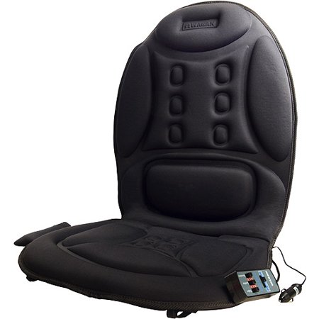 Wagan Ergo Comfort Rest Heated Massage Magnetic Cushion