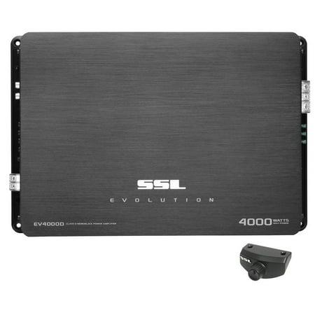 - Soundstorm EV4000D 4000W Evolution Series Class D Mono Amplifier