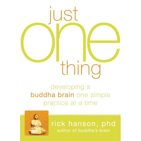 Just One Thing : Developing a Buddha Brain One Simple Practice at a