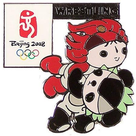 Beijing 2008 Olympics Jingjing / Huanhuan Wrestling