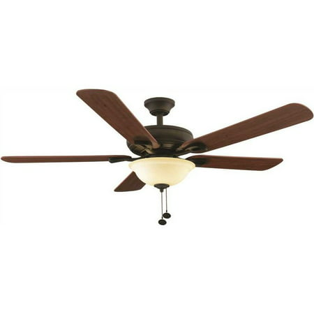 Hampton Bay 3573213 Rothley 52 In. Led Oil-Rubbed Bronze Ceiling Fan With Light Kit