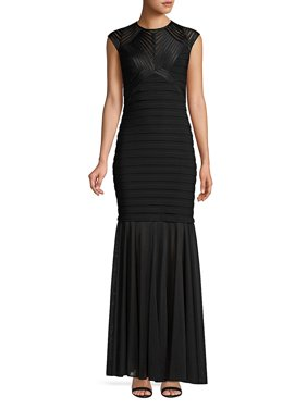 b9957882596 Product Image Banded Cap Sleeve Gown. Betsy   Adam