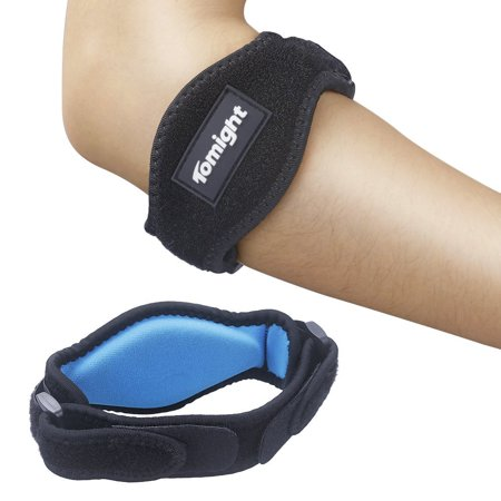 Elbow Pack ([2 Pack] Elbow Brace, Tomight Tennis Elbow Brace with Compression Pad for Both Men and Women )