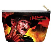 Nightmare On Elm Street Freddy'S Boiler Room Accessory Pouch White 12.5X8.5