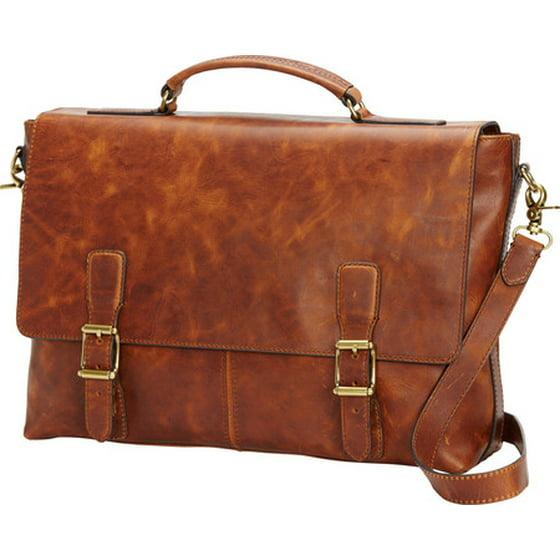 6e68f08e2 Frye - Men's Frye Logan Top Handle Briefcase 10.75