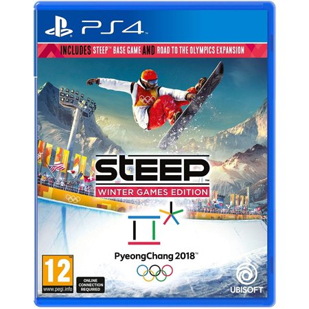 STEEP Winter Games Edition (Steep & Road to Olympics expansion) PyeonhChang 2018