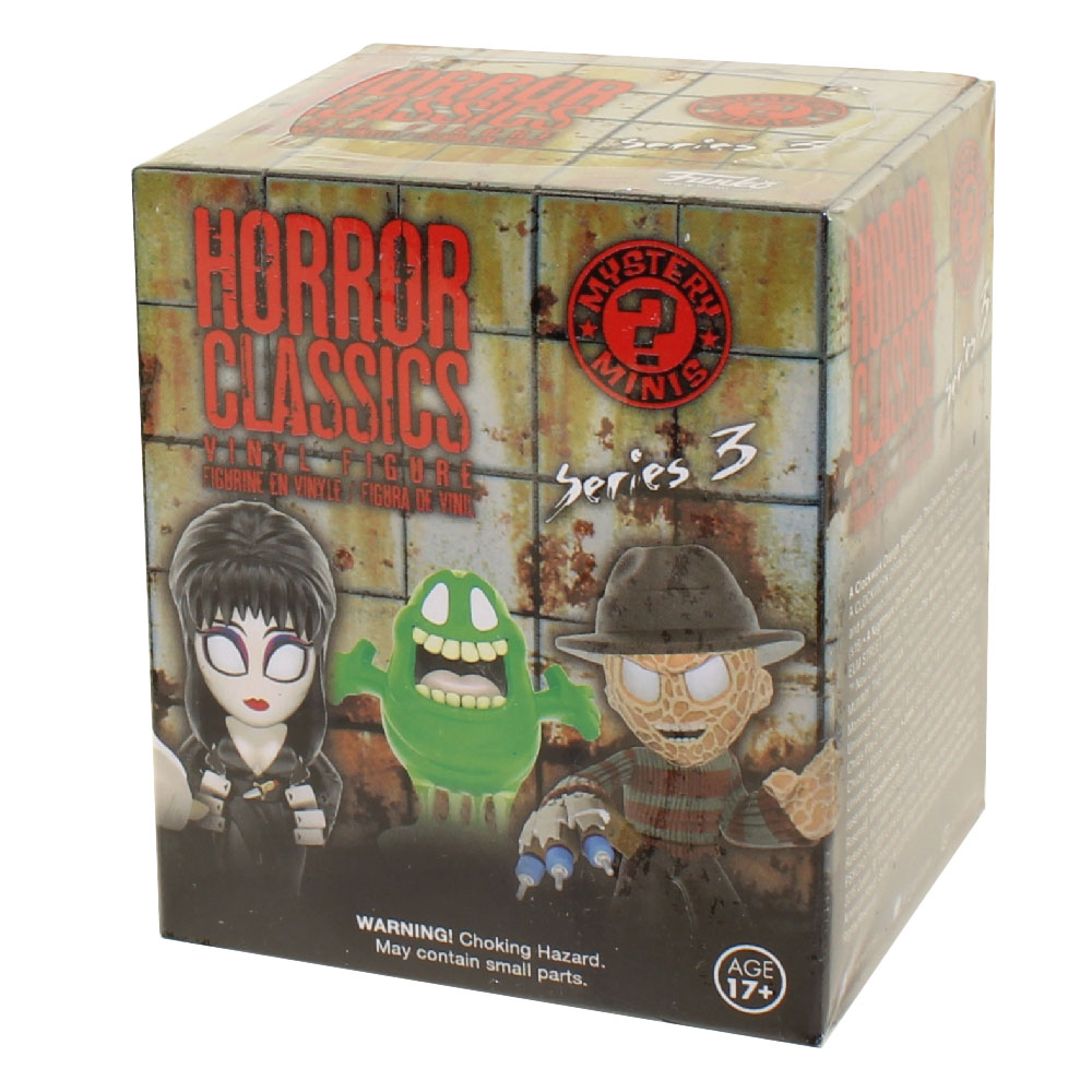 Funko Mystery Minis Vinyl Figure - Horror Series 3 - Blind Pack
