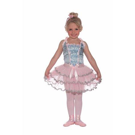 Ballerina Cat Costume (Child Deluxe Ballerina Princess Costume by Forum Novelties)