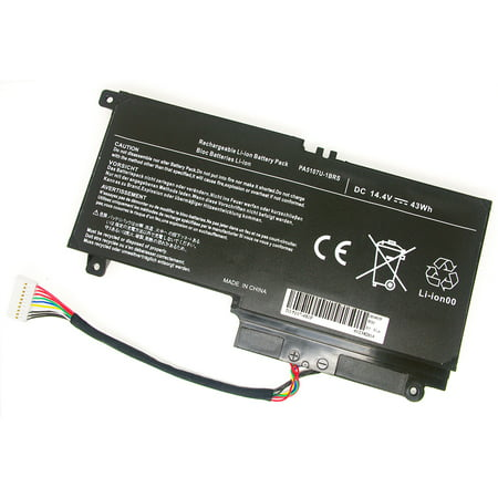 New Laptop Battery For Toshiba Satellite L40T-A L45T-A L50-A L55-A L55D-A L55T-A PA5107U-1BRS