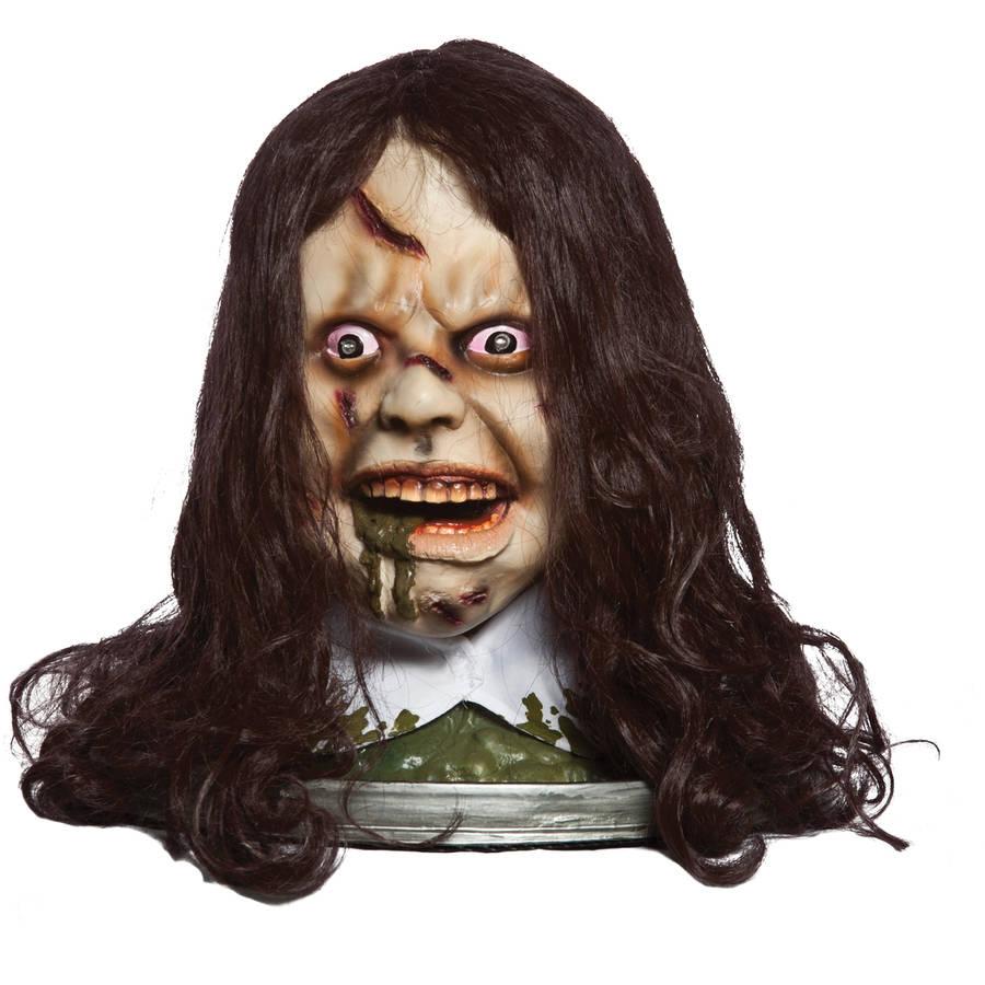 Exorcist Spinning Head Halloween Decoration