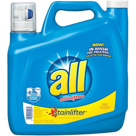 he laundry detergent walmart