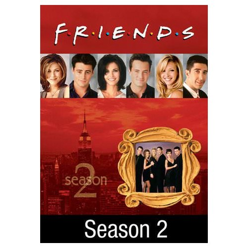 Friends: Season 2 (1995)