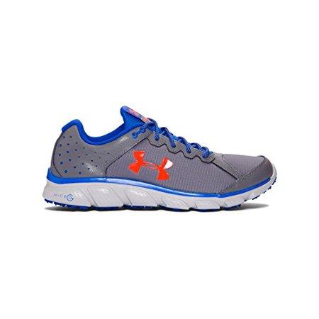 Under Armour Men's Micro G Assert 6 Grit Running Shoe