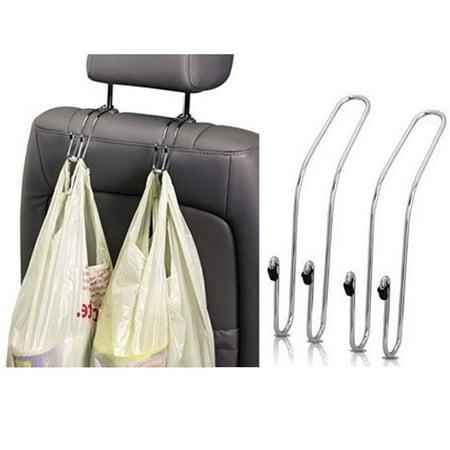car hooks hang purse or grocery bags. Black Bedroom Furniture Sets. Home Design Ideas