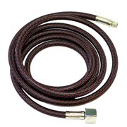 Paasche 20' Air Hose with Couplings
