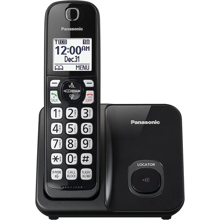 Panasonic Expandable Cordless Phone with Call Block