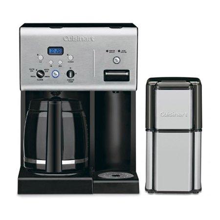 12Cup Coffeemaker & Grind Central Coffee Grinder Kit 12Cup Coffeemaker with Hot Water Grind Central Coffee Grinder Kit