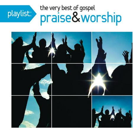Playlist: The Very Best Of Praise & Worship (CD)