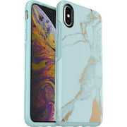 Otterbox Symmetry Series Case For iPhone XS Max, Teal Marble