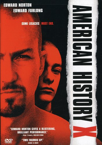 American History X   Ws & Ac-3 by TIME WARNER