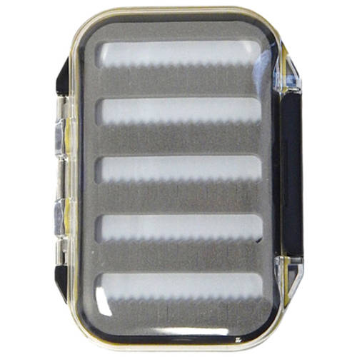 """Precision Fly and Tackle Mini Clear Fly Box, 4"""" x """"3 by Fly Rodders Heaven"""