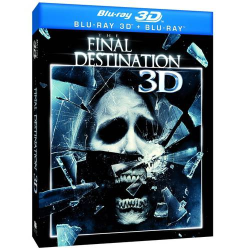 The Final Destination (3D) (Blu-ray) (Widescreen)