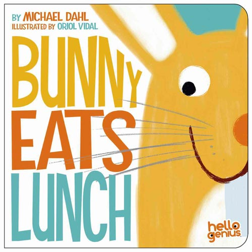Bunny Eats Lunch