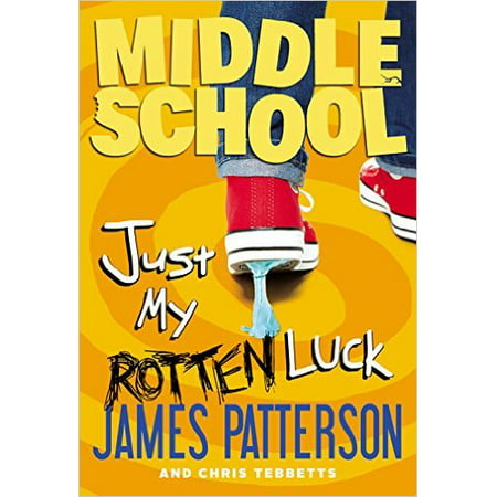 Middle School: Just My Rotten Luck - Halloween Middle School Worksheets