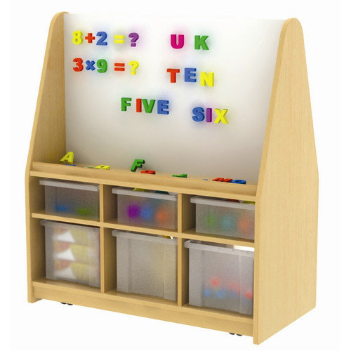 ECR4Kids Double Sided Mobile Book Display