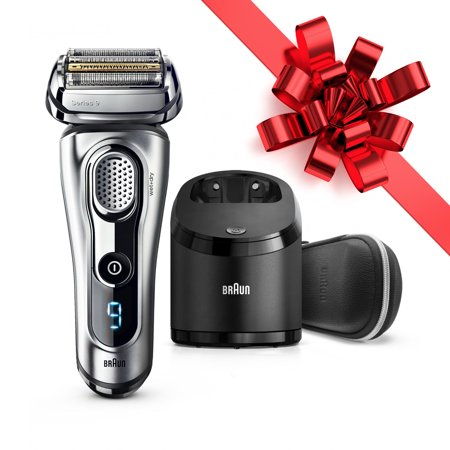 Braun Series 9 9290cc ($30 Coupon Eligible) Men's Electric Foil Shaver, Wet and Dry Razor with Clean & Charge