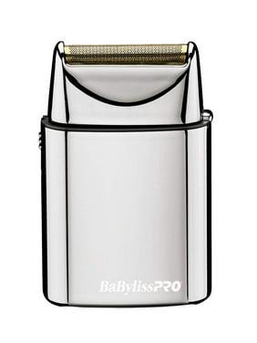 BaBylissPRO FOILFX01 Cordless Metal Single Foil Mens Face Shaver