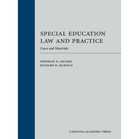 Special Education Law and Practice (Special Education Law)