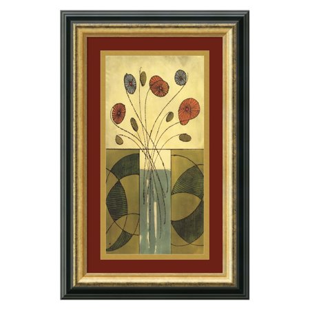 Sur La Table Ii Framed Wall Art By Mark Cabral   11 33W X 17 33H In