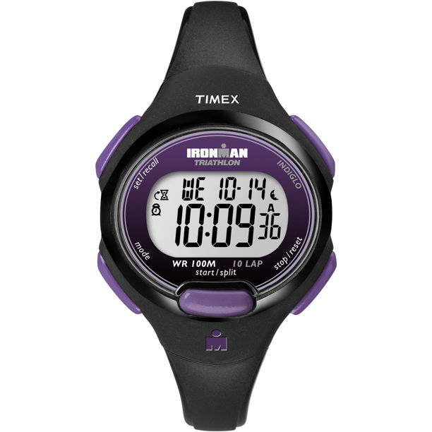 Timex Women's Ironman Essential 10 Mid-Size Resin Strap Watch