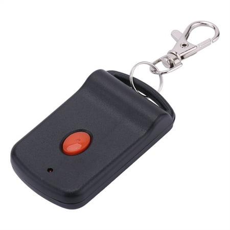 Dilwe Portable 1 Button Garage Door Wireless Remote Control Transmitter 315Mhz Gate Opener, Garage Door Opener Remote Control,Garage Door Remote - Gate Opener Remote Transmitter