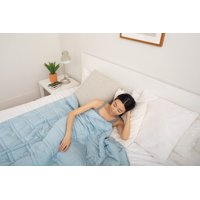 """Pine & River Chilled Bamboo Cooling Weighted Blanket (60""""x80"""", 20lb) for Adults"""