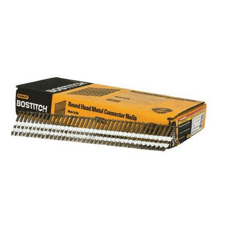 "Bostitch RH-MC14815G-S 1-1/2"" Galvanized Plastic Collated Stick Framing Nails"