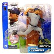 McFarlane MLB Sports Picks Series 2 Roger Clemens Action Figure [Gray Jersey]