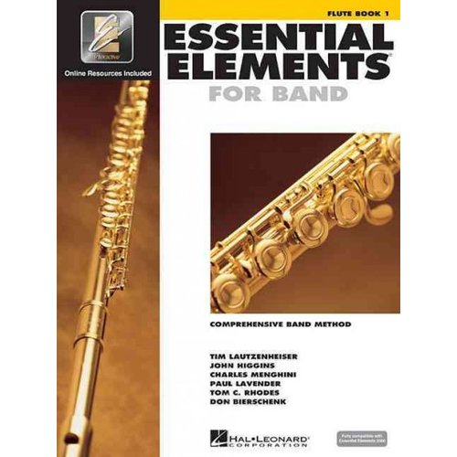 ESSENTIAL ELEMENTS FOR BAND [9780634003110]