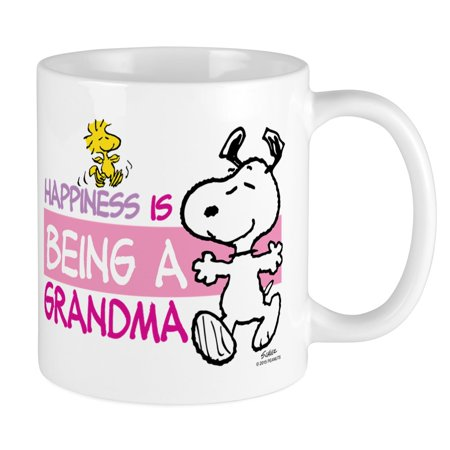 CafePress - Happiness Is Grandma Mug - Unique Coffee Mug, Coffee Cup CafePress ()