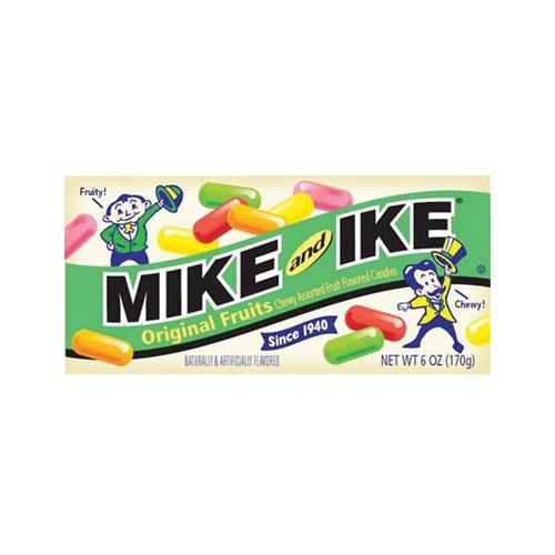 Mike & Ike Retro Theater Box: 12 Count