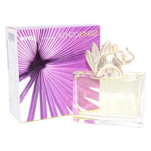 e7cd3a76f Kenzo Kenzo Jungle Elephant Eau De Parfum Spray for Women 3.4 oz -  Walmart.com