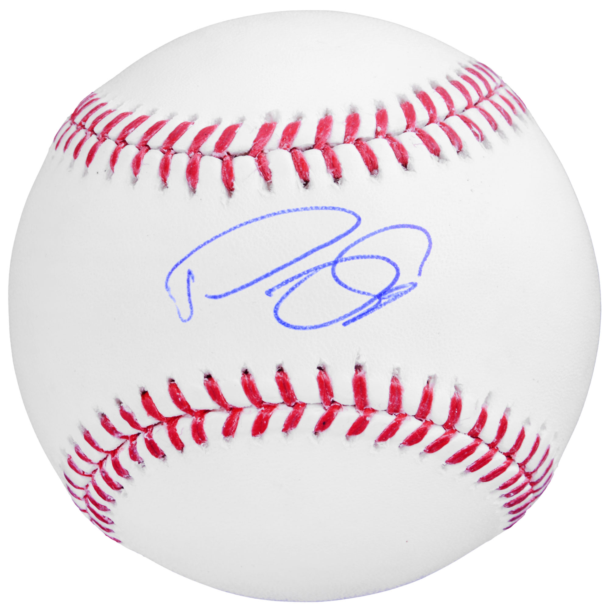 Domingo Santana Houston Astros Fanatics Authentic Autographed Baseball - No Size