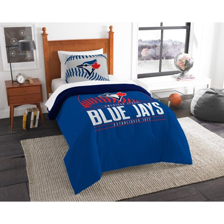 MLB Toronto Blue Jays Grand Slam Bedding Comforter Set