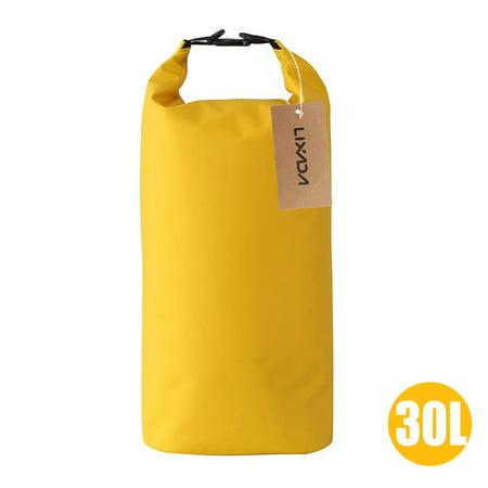 Lixada 10L / 20L / 30L Waterproof Bag Dry Sack Bag Storage Bag for Canoeing Kayaking Rafting Outdoor Sport