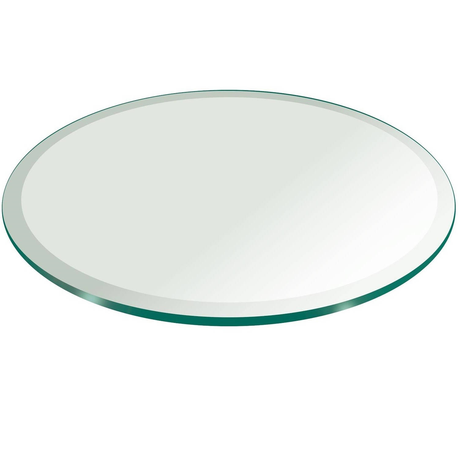 36 Round Glass Table Top Replacement Round Designs